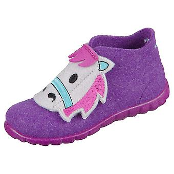 Superfit Happy 80029590 home winter infants schuhe