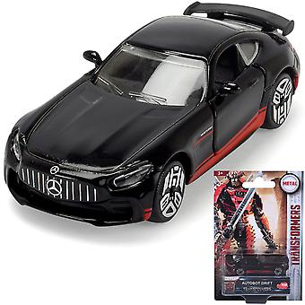 Transformatory M5 Autobot Drift Samochód Diecast Toy Samochód 6cm