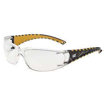 Caterpillar Unisex Blaze Safety Glasses Clear
