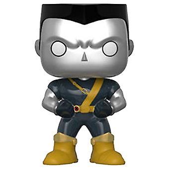 Funko POP Bobble Marvel: Deadpool parodie Colossus collectible figuur