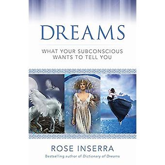 Dreams-what your subconscious wants to tell you 9781925017175