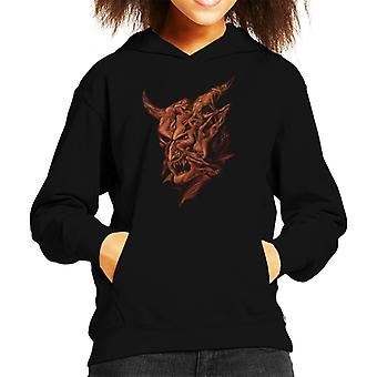 Alchemy Lord Of Illusion Kid's Hooded Sweatshirt