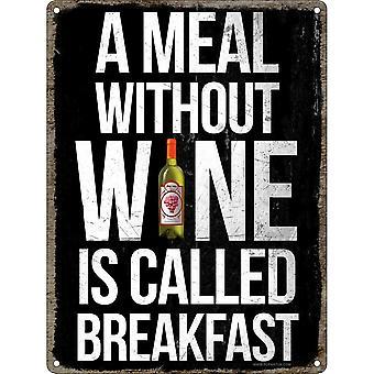 Grindstore ateria ilman viiniä on nimeltään Aamiainen Mini Tina merkki