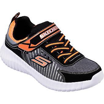 Skechers Boys Elite Flex-Spectropulse Athletic Sporty Shoes