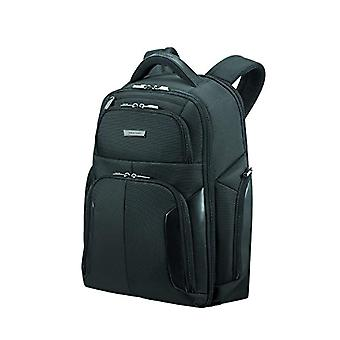 SAMSONITE XBR - Laptop Backpack 15.6' Zaino Casual - 48 cm - 22 liters - Nero (Black)