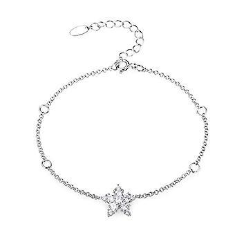 Fei Liu Fine Jewellery Bracelet ze srebrnym urokiem - SNF-925R-403-CZ00
