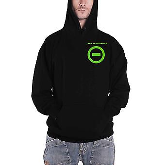 Type O Negative Hoodie Express Yourself Band Logo Official Mens Black Pullover