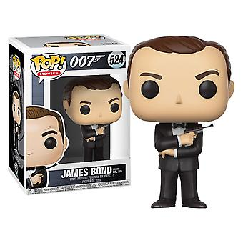 James Bond Sean Connery (zwarte Tux) Amerikaanse exclusieve pop! Vinyl