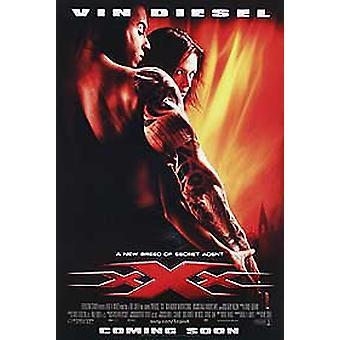 Xxx (Reprint) cartaz de reimpressão