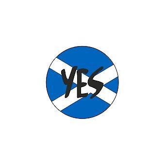 Adesivo Sticker Auto Moto Vinyl Bandiera Scozia Sì Europa