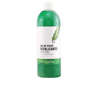 Tot Herba Gel De Ducha Vitalizante Aloe Vera 1000 Ml Pour les femmes