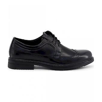 Duca di Morrone - Chaussures - Chaussures lacets - RICHARD-BLACK - Hommes - Schwartz - 46