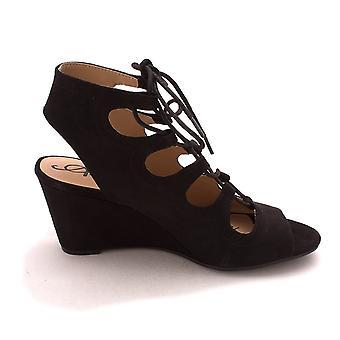 American Rag Womens Asuriya Fabric Open Toe Casual Strappy Sandals