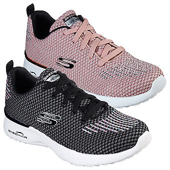 Skechers Womens 2019 Skech-Air Dynamight  Mesh Trainers
