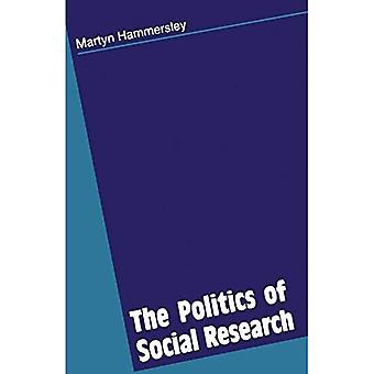La politique de la recherche sociale