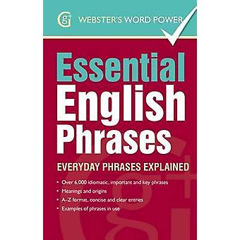 Essential English Phrases  Everyday Phrases Explained by Betty Kirkpatrick