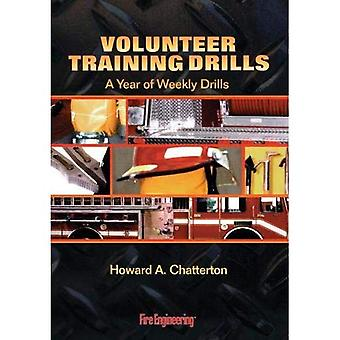 Volunteer Training Drills: A Year of Weekly Drills