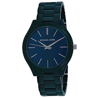 Michael Kors Mujeres's Reloj de marcación azul - MK4416
