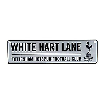 Tottenham Hotspur FC Official Football 3D Embossed Metal Hanging Street Sign