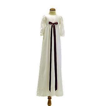 Dopklänning Med  Rosett, Ljung-lila Grace Of Sweden Pr.la