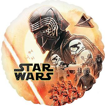 Anagram Star Wars Rise of Skywalker Circle Foil Balloon