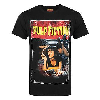 Pulp Fiction Movie Poster Men's T-Shirt
