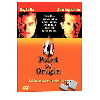 Point of Origin (2002) DVD Ray Liotta, John Leguizamo