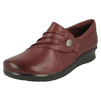 גבירותי קלנקס הנעליים וודג העקב מקווה רוקסן