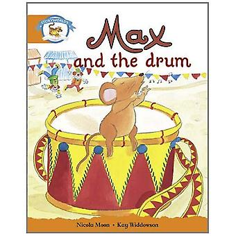 Literacy Edition Storyworlds Stage 4, Animal World, Max and the Drum