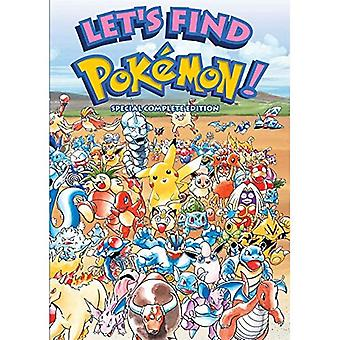 Let's Find Pokemon! Special� Complete Edition (2nd Edition) (Pokemon)