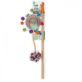AFP Varita Sombrero Whisker Fiesta (Katten , Speelgoed , Staven)
