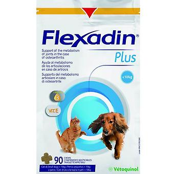 Vétoquinol Flexadin Plus For  Dogs Small and Cats