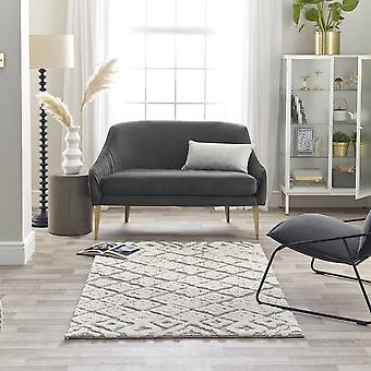 Maison Rugs 7721A In Light Grey