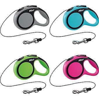 Flexi New Comfort Cord Dog Leash
