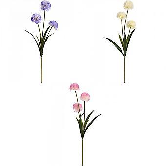 山内饰人工庞波姆达利亚花茎