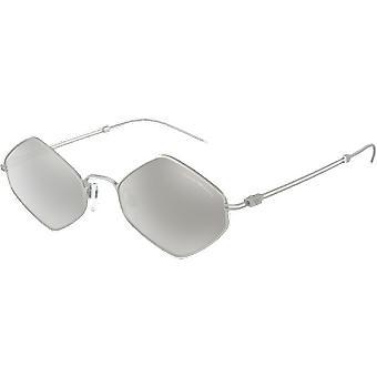 Emporio Armani EA2085 hopea harmaa hopea peili