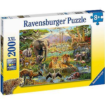 Ravensburger dyr av Savanna XXL 200pc puslespill