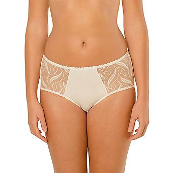 Louisa Bracq 47750 Women's Julia Embroidered Knickers Panty Full Brief