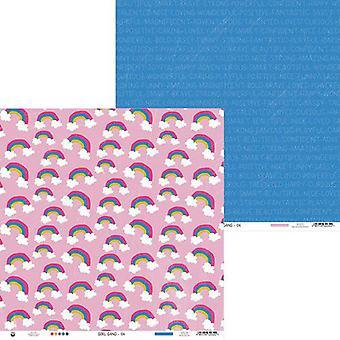 Piatek13 - Paper Girl Gang 06 P13-GRL-06 12x12