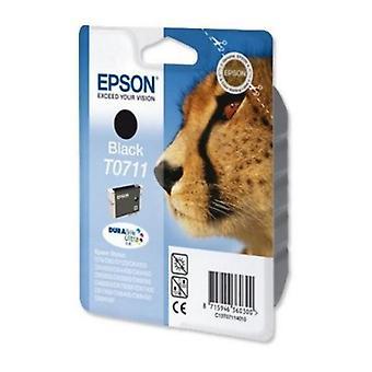 Ursprungliga bläck bläckpatron Epson C13T071140 svart
