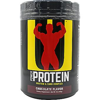 Universal Nutrition Power Protein Dietary Supplement - 15 Servings - Chocolate