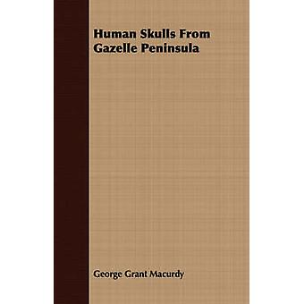 Human Skulls From Gazelle Peninsula by Macurdy & George Grant