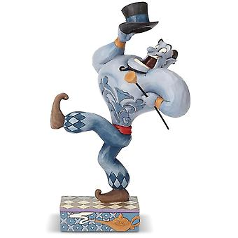 Disney Traditions Born Showman Genie Figurine