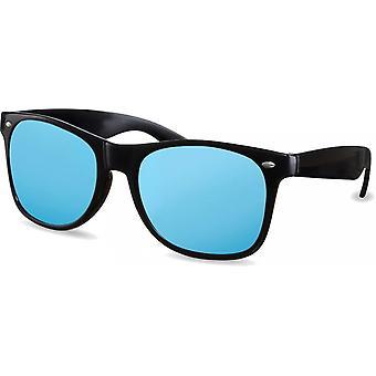 Sonnenbrillen Herren-Reisende schwarz/blau (CWI201)