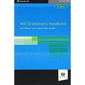 Will Draftsman's Handbook by Paul Gausden - 9781853287749 Book