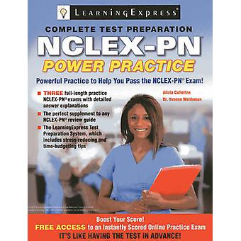 Nclex-Pn by LearningExpress LLC - 9781576859124 Book