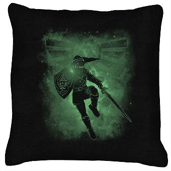 Hero And Legend Of Zelda Cushion