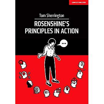 Rosenshine's Principles in Action by Tom Sherrington - 9781912906208