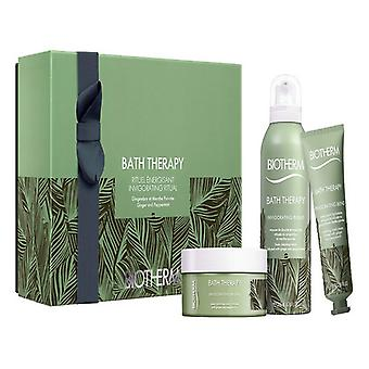 Bath Set Bath Therapy Invigorating Biotherm