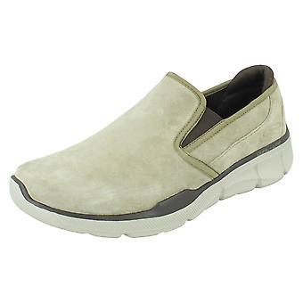 Mens Skechers Slip On Casual Schoenen Equalizer 3.0 Substic 52938